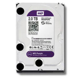 Disco Duro Western Digital 2Tb Purple 2.0TW2YA