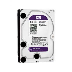 Disco Duro Western Digital 1Tb Purple 1.0TW2YA - Cámaras CCTV