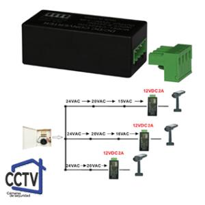 Accesorios Convertidor PS2412A2