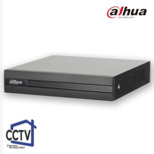 DVR Dahua 8 Canales + 4 IP CR1B08H - Cámaras CCTV
